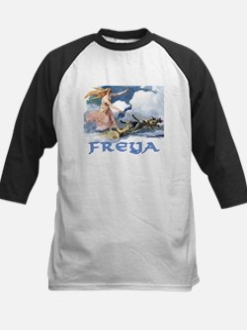 Freya  Kids Baseball Jersey