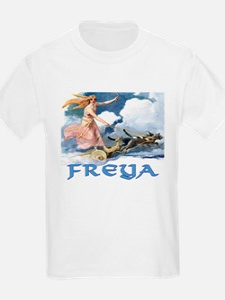 Freya  Kids T-Shirt