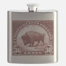 Funny Old west Flask