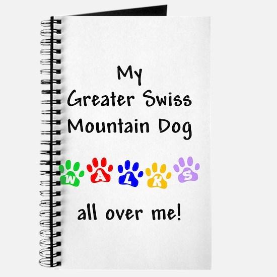 Swissy Walks Journal