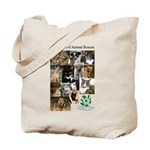 The Faces of Animal Rescue Tote Bag