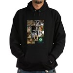 The Faces of Animal Rescue Hoodie (dark)