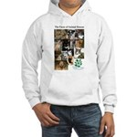 The Faces of Animal Rescue Hooded Sweatshirt