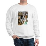 The Faces of Animal Rescue Sweatshirt