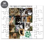 The Faces of Animal Rescue Puzzle