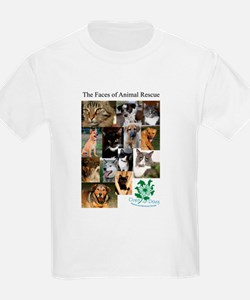 The Faces of Animal Rescue T-Shirt