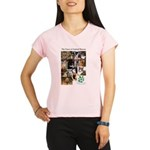 The Faces of Animal Rescue Performance Dry T-Shirt