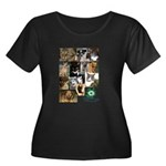 The Faces of Animal Rescue Women's Plus Size Scoop