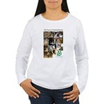 The Faces of Animal Rescue Women's Long Sleeve T-S