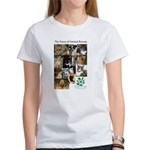 The Faces of Animal Rescue Women's T-Shirt