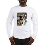 The Faces of Animal Rescue Long Sleeve T-Shirt