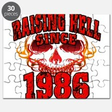 Raising Hell since 1986.png Puzzle