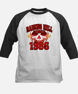 Raising Hell since 1986.png Tee