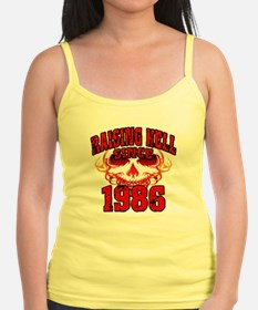 Raising Hell since 1986.png Jr.Spaghetti Strap