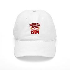 Raising Hell since 1984.png Baseball Cap