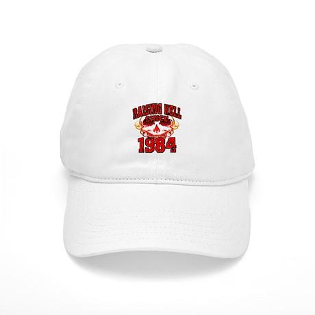 Raising Hell since 1984.png Cap