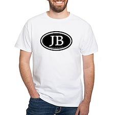 JB Jacksonville Beach Oval Shirt