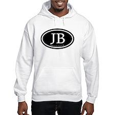 JB Jacksonville Beach Oval Hoodie