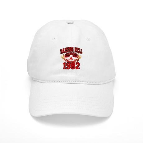 Raising Hell since 1982.png Cap