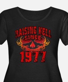 Raising Hell since 1977.png T