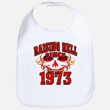 Raising Hell since 1973.png Bib