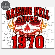 Raising Hell Since 1970 Puzzle