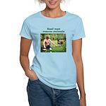 Real Men Rescue Animals Women's Light T-Shirt