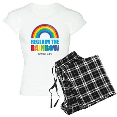 Reclaim Rainbow Women's Light Pajamas