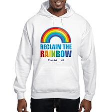 Reclaim Rainbow Hoodie