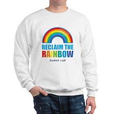 Reclaim Rainbow Sweatshirt