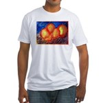 Oranges Fitted T-Shirt