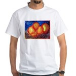 Oranges White T-Shirt