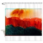 Mesas Shower Curtain