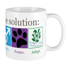 Be the Solution Mug