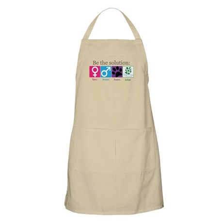 Be the Solution Apron