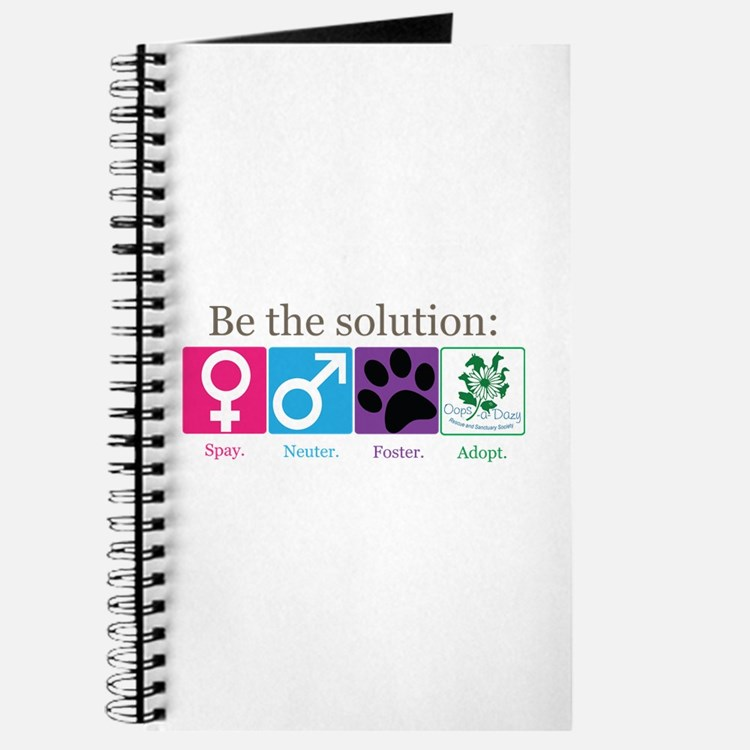 Be the Solution Journal