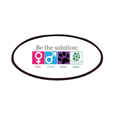 Be the Solution Patches