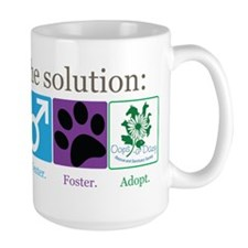 Be the Solution Mug