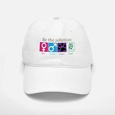 Be the Solution Baseball Baseball Cap