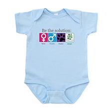 Be the Solution Infant Bodysuit