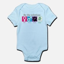 Be the Solution Infant Bodysuit