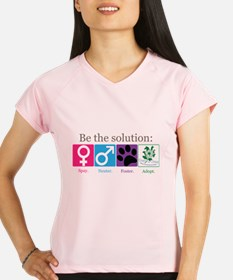 Be the Solution Performance Dry T-Shirt