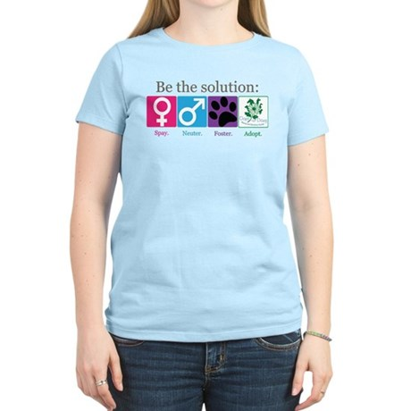 Be the Solution Women's Light T-Shirt