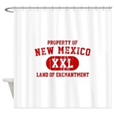 Property of New Mexico the Land of Enchantment Sho