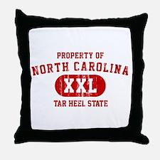 Property of North Carolina, Tar Heel State Throw P