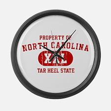 Property of North Carolina, Tar Heel State Large W