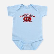 Property of North Carolina, Tar Heel State Infant