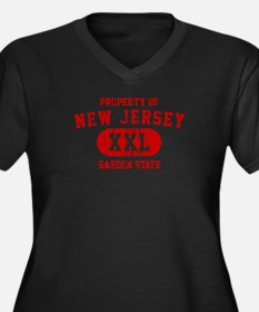 Property of New Jersey the Garden State Women's Pl