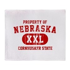 Property of Nebraska the Cornhuskers State Stadiu
