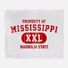Property of Mississippi the Magnolia State Stadiu